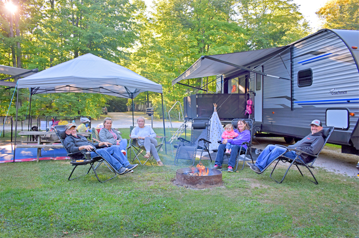 UP Camping | Campgrounds in U.P. | Campgrounds in Newberry MI