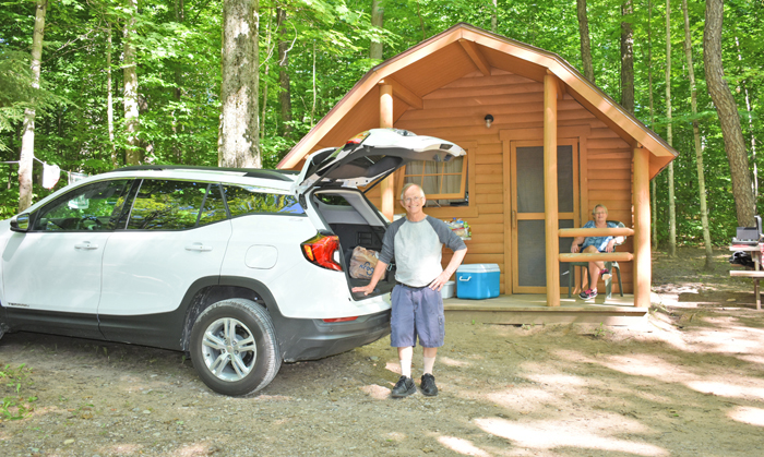 UP Rental Cabins in Newberry MI