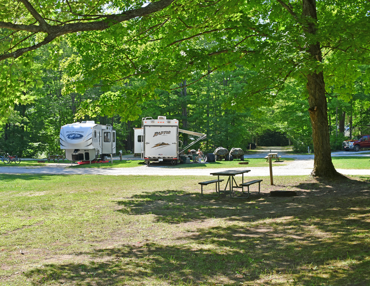 Newberry, MI Campgrounds | Newberry, Michigan Campgrounds with Pool | Upper Peninsula Campgrounds